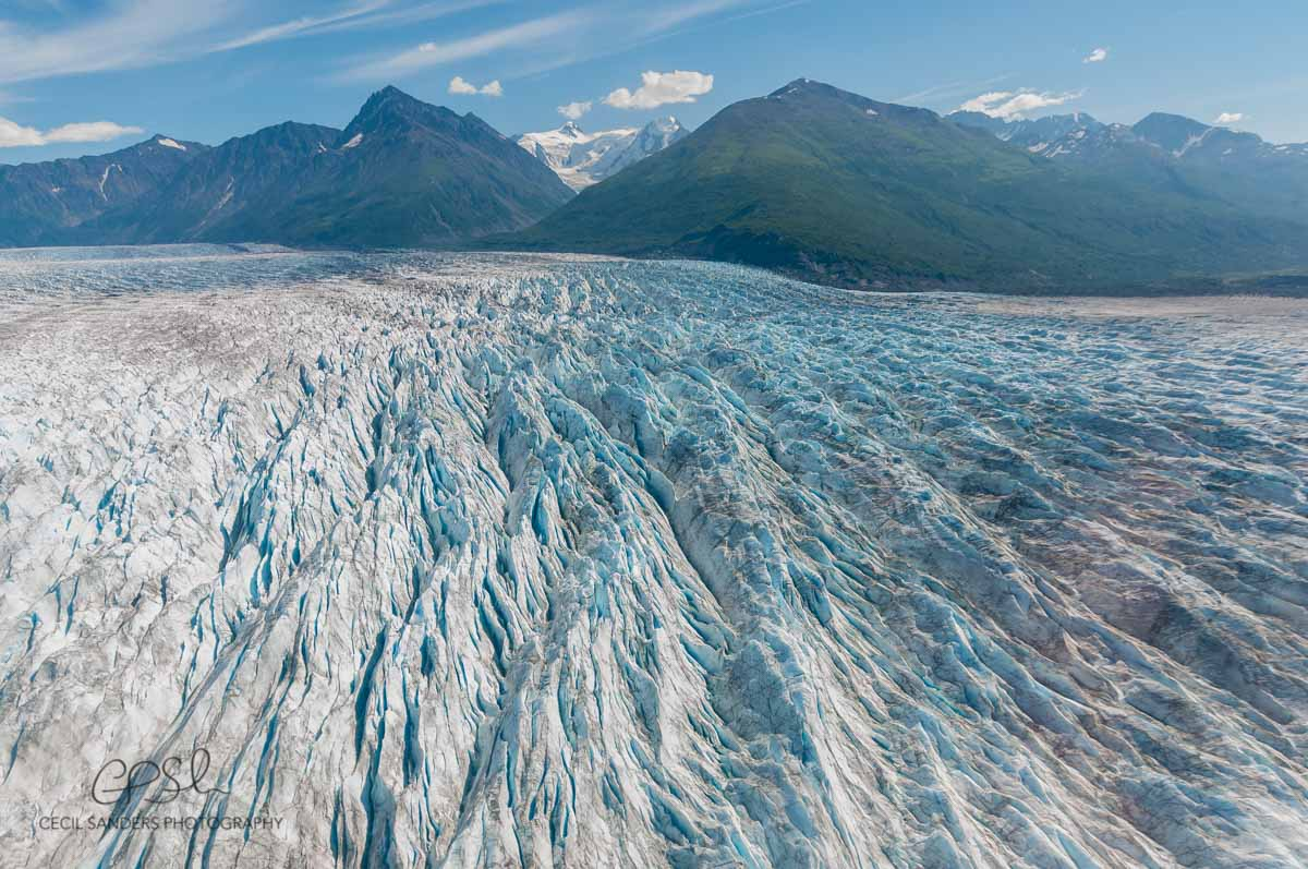 Knik Glacier by Cecil Sanders Photography Top Ten Things to do in the Mat Su