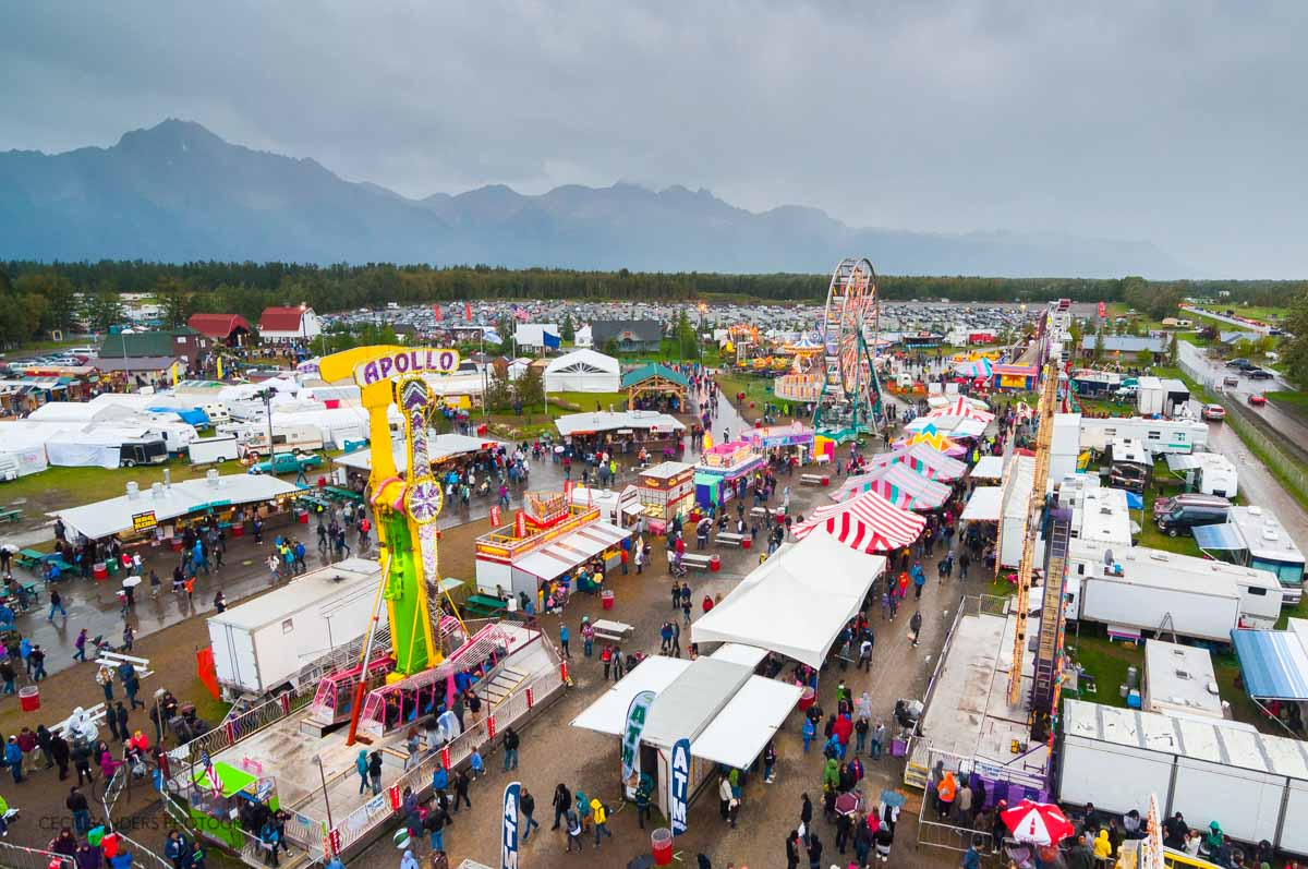 Alaska State Fair by Cecil Sanders Photography Top Ten Things to do in the Mat Su