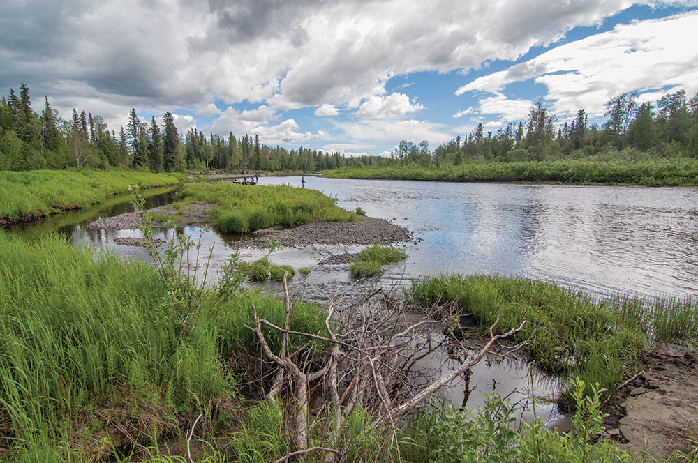 Fishing the Little Su by Cecil Sanders Photography Top Ten Things to do in the Mat Su