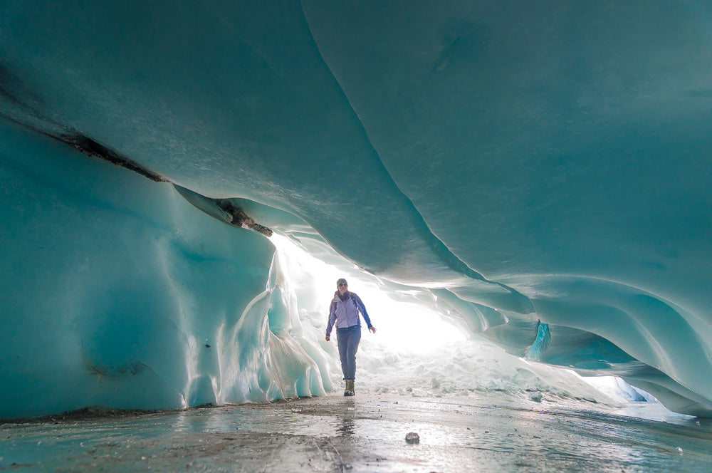 Exploring Ice Caves at Matanuska Glacier by Cecil Sanders Photography Top Ten Things to do in the Mat Su