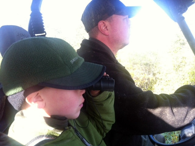 hunting trips measuring success young hunters