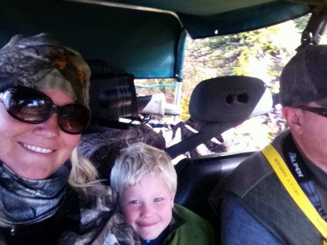 hunting trips measuring success family hunt
