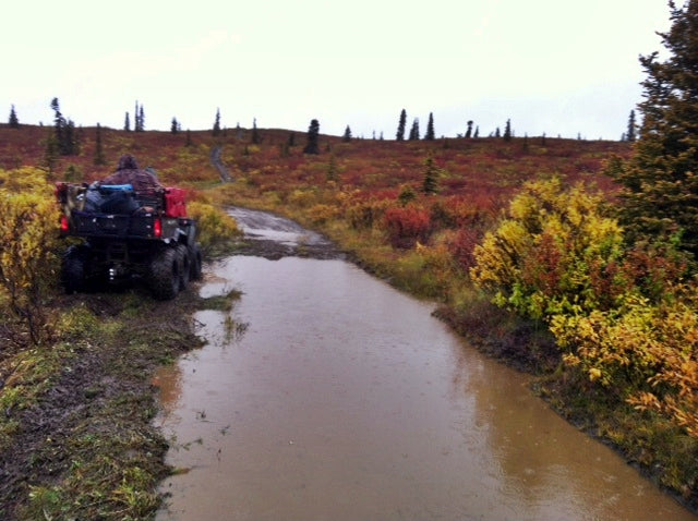 hunting trips measuring success mud hole
