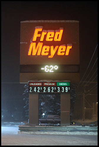 Fred Meyer Alaska Moore Heating Cold Weather