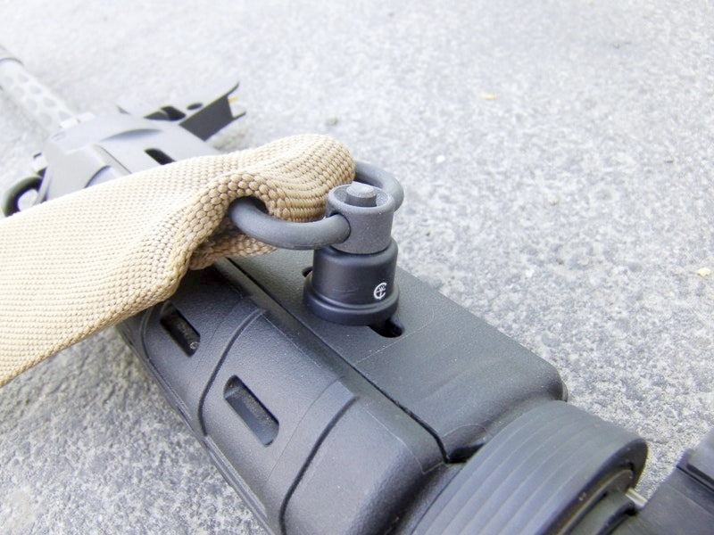 Adding QD Mounts To Your AR-15 Blue Force Gear Vickers