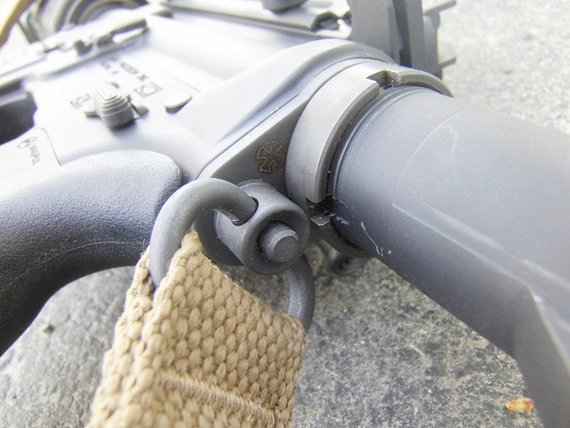 Adding QD Mounts To Your AR-15 Vickers Sling