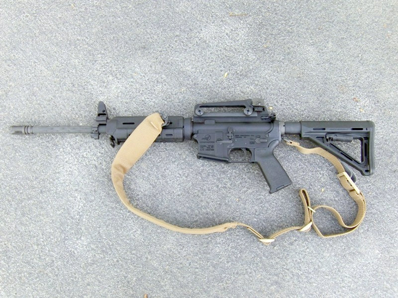Adding QD Mounts To Your AR-15 Vickers Blue Force Gear Sling