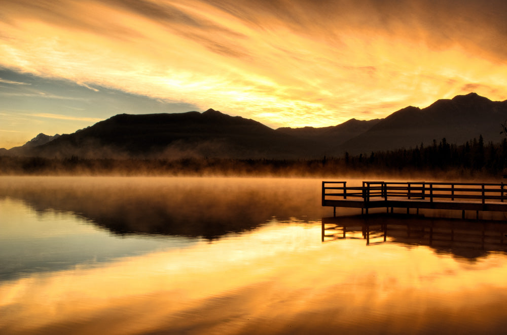 The Golden Moment Brent Reynolds Photography