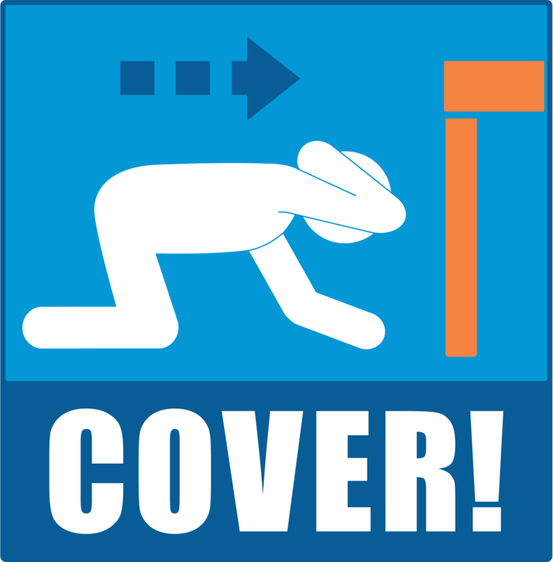 what to do in an earthquake cover