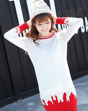 #CP17007 City Pattern Sweater/Dress