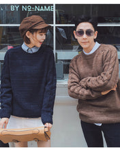 #CP17019 Twist Simple Sweater