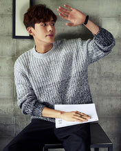 #CP17025 Gray Sweater