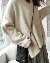 #WR12028 Simple Sweater