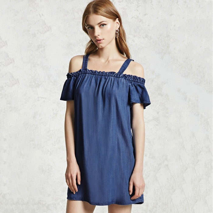 #AH17042 Smocked dress