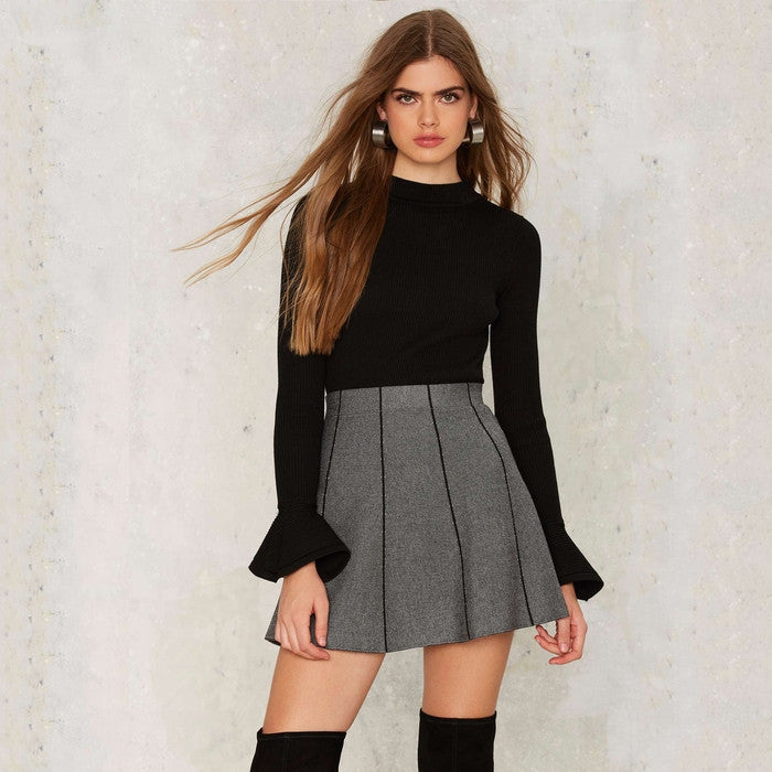#SKH17404 Short skirt