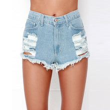 #STH17709 Denim short