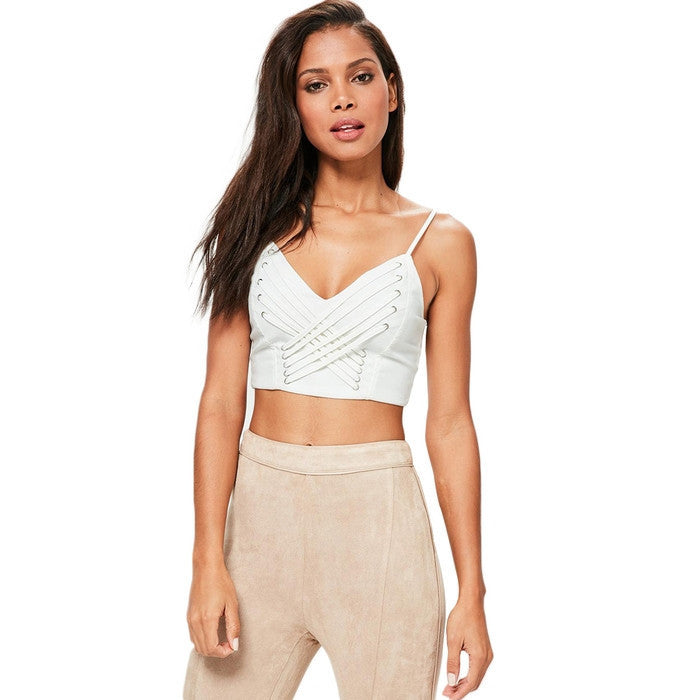 #TH17523 Cropped top