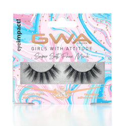 Gumdrop | Super Soft Faux Mink Lashes