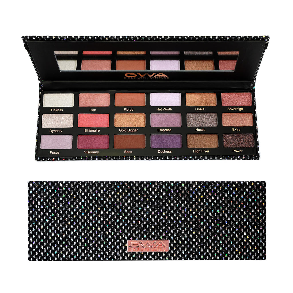 The Visionary Eyeshadow Palette