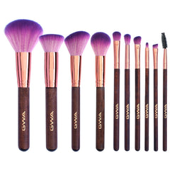 Fairytale Collection Bundle | 10pc Face & Eye Brush Gift Sets