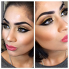 Makeup by Dil Matharu using GWA's 'Double Lash 05'