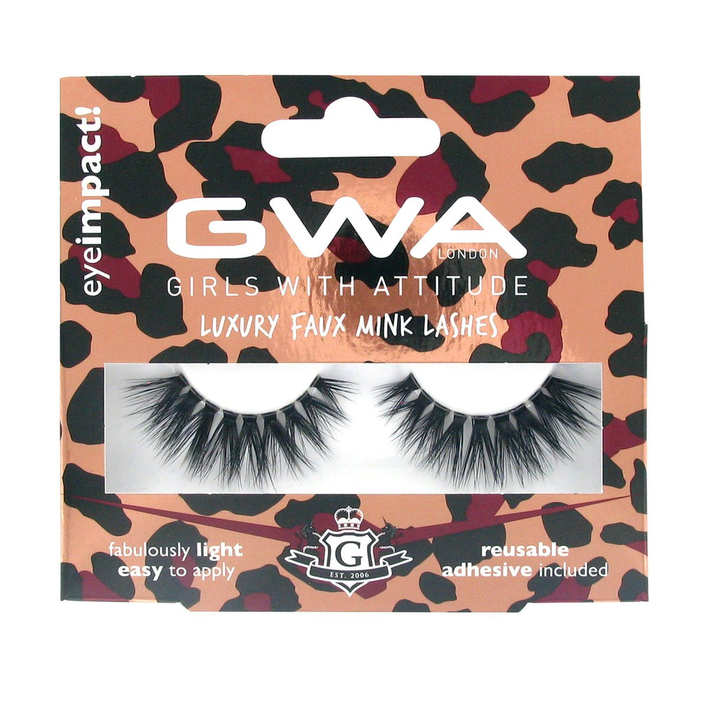 Bad B | Luxury Faux Mink Lashes