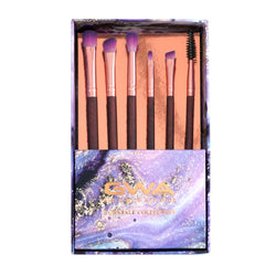 Fairytale Collection | 6pcs Eye Makeup Brush Gift Set
