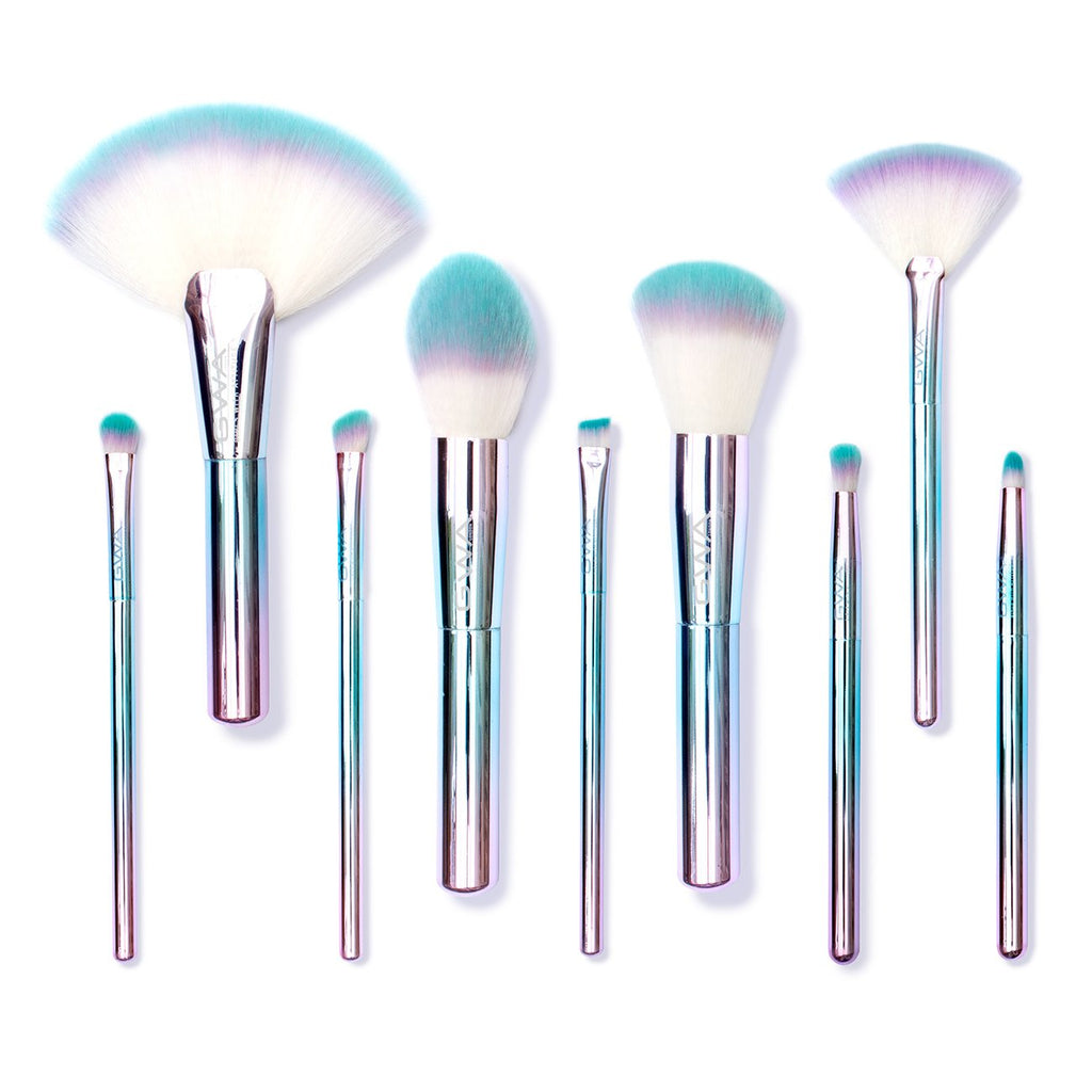Fantasy Collection | 9pcs Makeup Brush Set