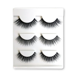 Close up of multi-pack lashes