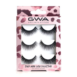 Multipack of false lashes