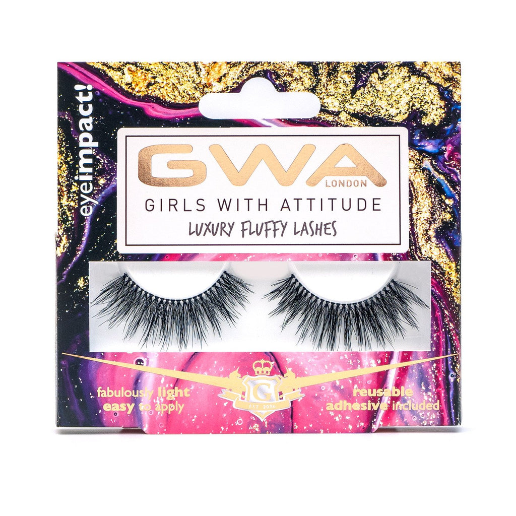 Feather Flutter | Luxury Fluffy Lashes