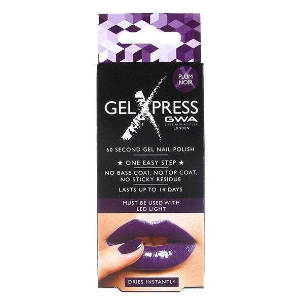 Plum Noir | Gel X-Press