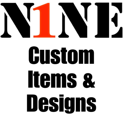 Custom Items & Designs