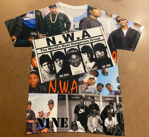 NWA All Over Shirt