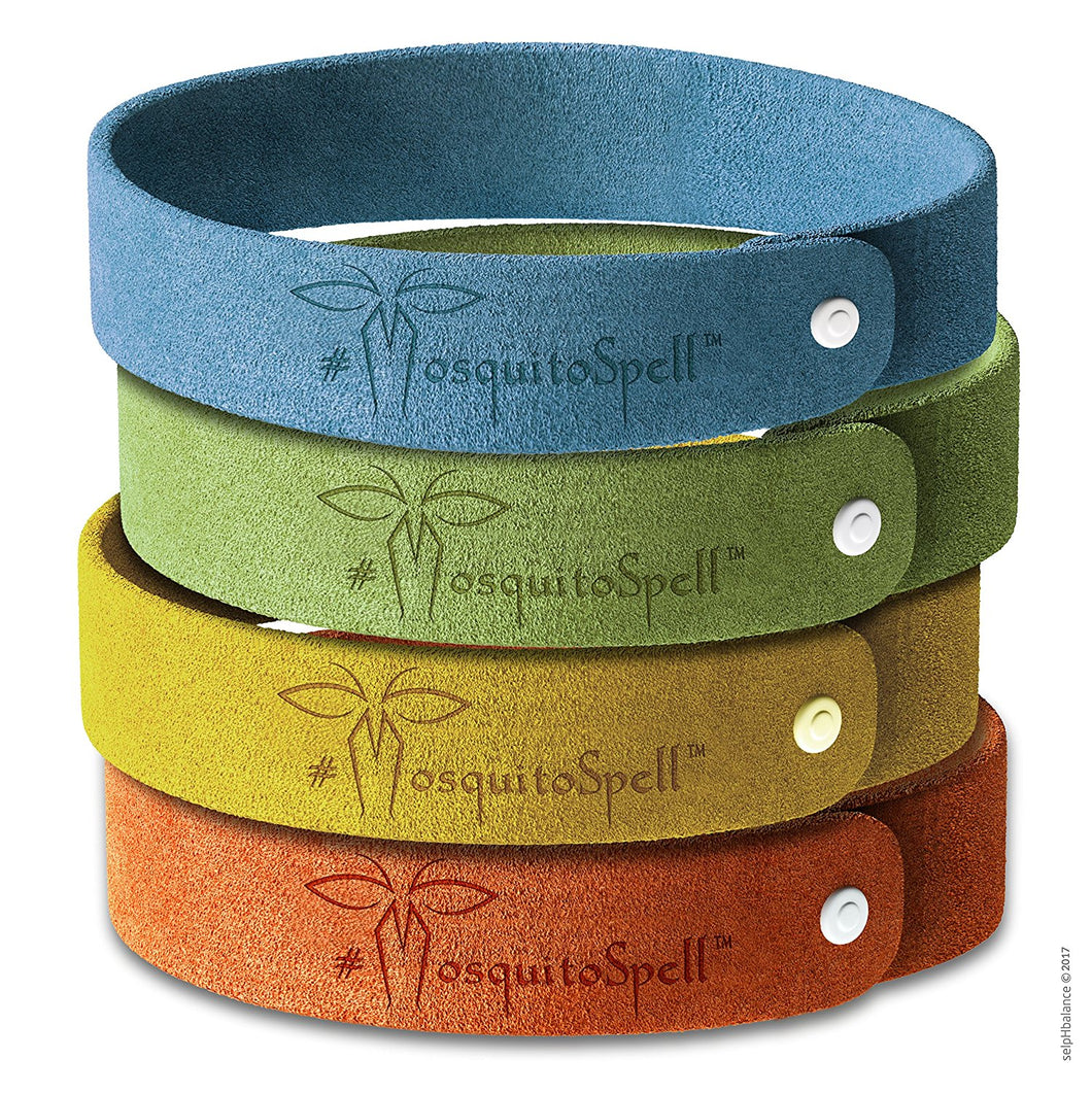 Mosquito_Repellent Bracelets 12pcs, 100% All Natural Plant-Based Oil Mosquito Bands, Non-Toxic Travel Insect Repellent, Soft Material For Kids & Adults, Keeps Insects & Bugs Away