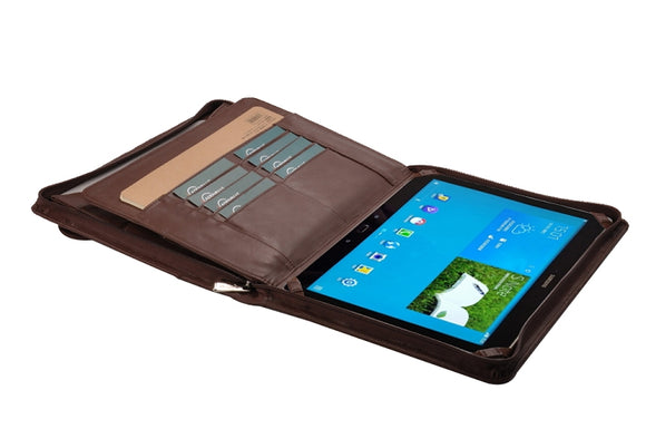 best business Samsung Galaxy padfolio briefcase