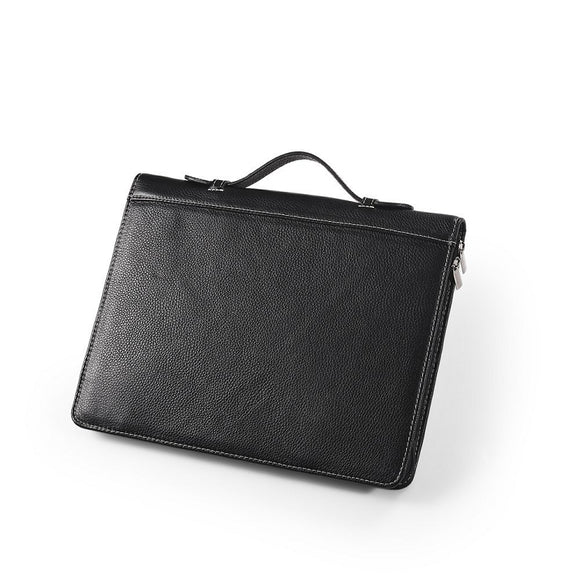 executive ipad portfolio with handle