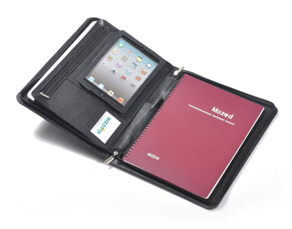 Genuine Leather iPad Mini Padfolio