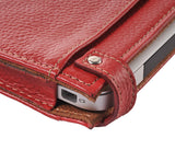 Red macbook air sleeve
