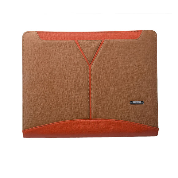 The largest pocket is roomy enough to hold an 13-inch MacBook or extra documents.
