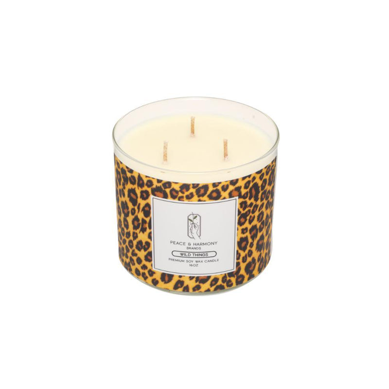 Wild Things Candle