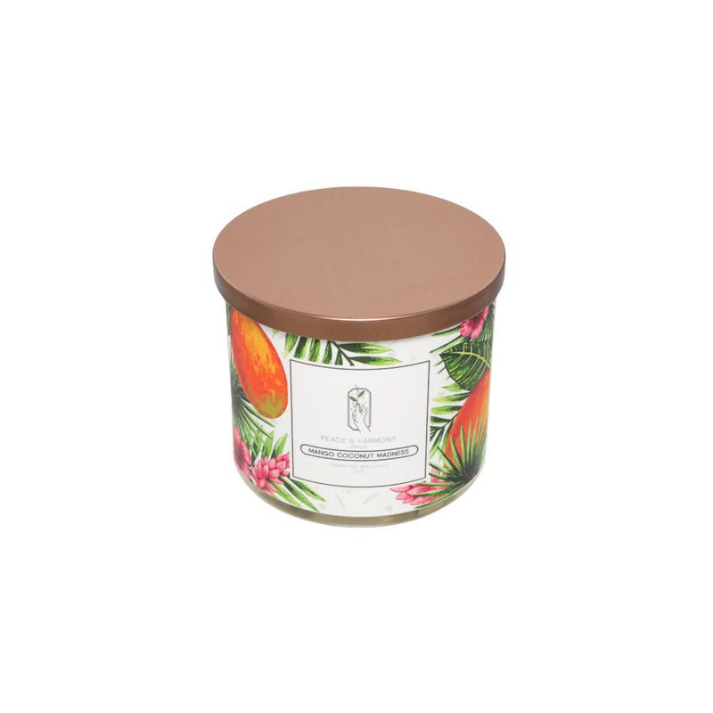 Mango Coconut Madness Candle
