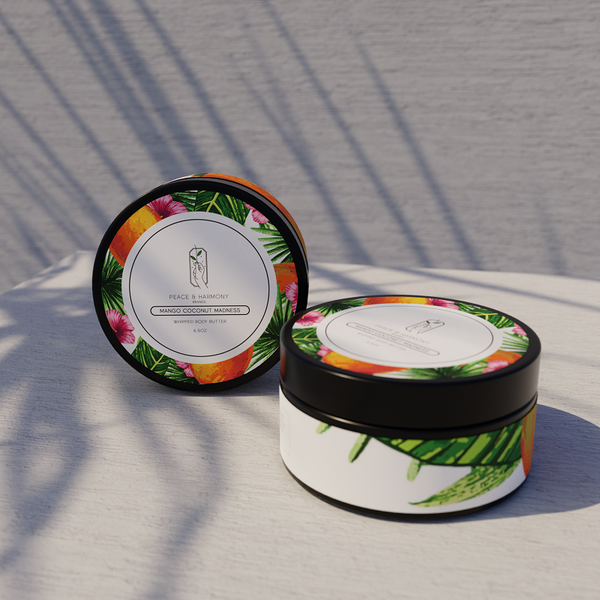 Mango Coconut Madness Body Butter