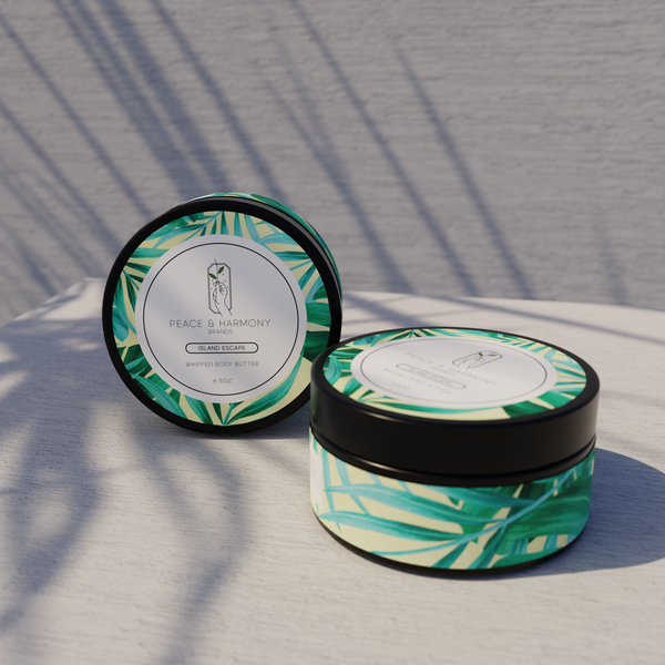 Island Escape Body Butter