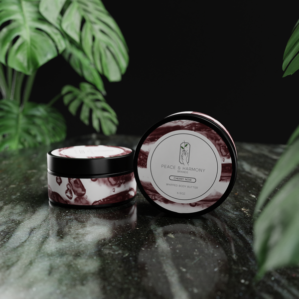 Cherry Noir Body Butter