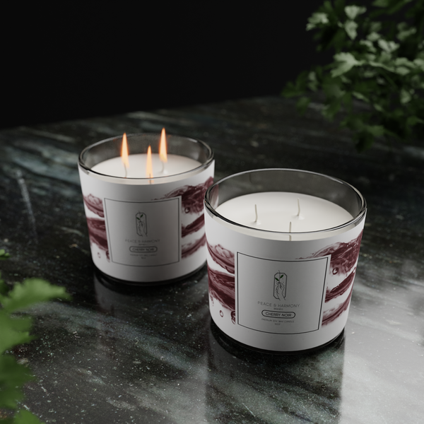 Cherry Noir Candle