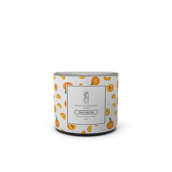 Peach Nectar Candle