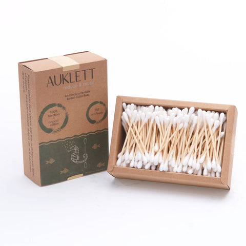 Bamboo Cotton Buds – 250 Pieces