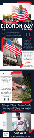 Preparing Yourself For Election Day: A Guide