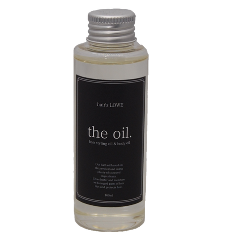 LOWE the oil